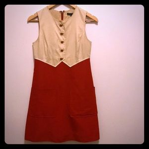Marc by Marc jacobs mini dress with POCKETS
